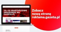 DIALOGUE WITH CLIENTS VIA THE NEW WEB PAGE OF GAZETA.PL ADVERTISING OFFICE