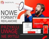 NEW AD FORMATS OF GAZETA.PL, FOLLOWING RECOMMENDATIONS OF COALITION FOR BETTER ADS